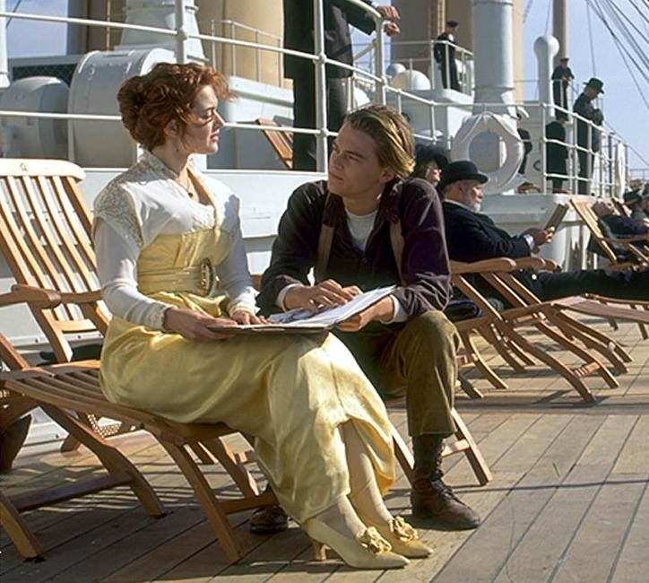 Titanic romanceeternal - Jack and rose pics ...
