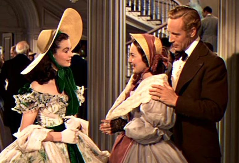 Image result for Scarlett O'Hara and Rhett But;er